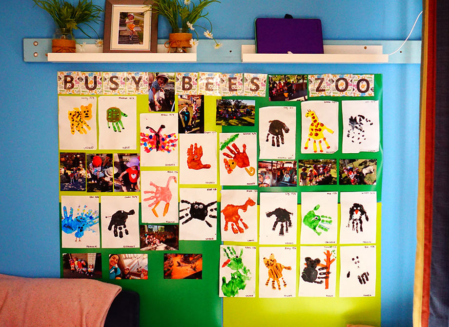 busy bees zoo